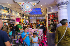 Disney shop - Paris Royalty Free Stock Photography