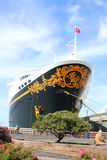 Disney si domanda la nave Immagini Stock Libere da Diritti