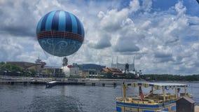 Disney Skacze Walt Disney wlWorld Obraz Stock