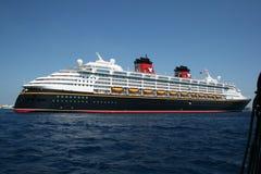 Disney skepp Arkivfoto