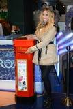 Disney sklepu część Magiczny Children dobroczynności kampanii wodowanie w Londyn Obraz Stock