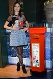 Disney sklepu część Magiczny Children dobroczynności kampanii wodowanie w Londyn Fotografia Stock