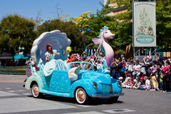 Disney Stars 'n' Cars Parade Royalty Free Stock Images