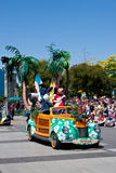 Disney Stars 'n' Cars Parade Stock Image
