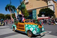 Disney Stars 'n' Cars Parade Stock Image