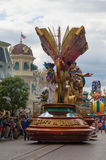 Disney Stars on Parade Royalty Free Stock Image
