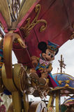 Disney Stars on Parade Royalty Free Stock Photos
