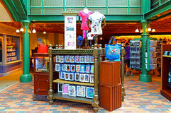 Disney store at disneyland hong kong Stock Photography