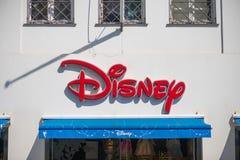 Disney Store Stock Photos