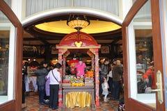 Disney store  in hong kong disney. Disney store in hong kong disneyland Royalty Free Stock Image