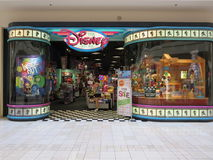 DISNEY STORE Royalty Free Stock Images