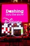 Disney Store Manhattan, NYC Christmas season Royalty Free Stock Image