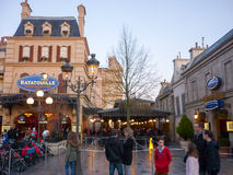 DISNEY-Studio PARIJS, Ratatouille Stock Afbeeldingen