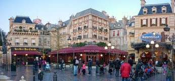 DISNEY Studio PARIS, Ratatouille Royalty Free Stock Photography