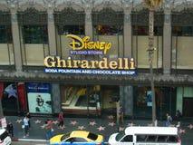 Disney studiolager i Hollywood, Kalifornien royaltyfri foto