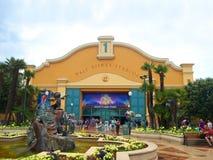 Disney studior paris Arkivbilder
