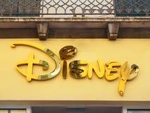 Disney teckendetaljist Royaltyfri Bild