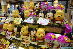 Disney toy shop Royalty Free Stock Photography