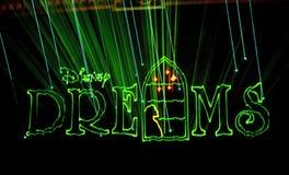 Disney-Träume Lizenzfreies Stockfoto