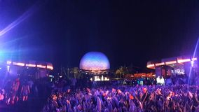 Disney u. x27; s-Welt Lizenzfreies Stockbild