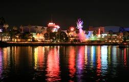 Disney van de binnenstad in Orlando Stock Afbeelding