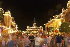 Disney-wereld royalty-vrije stock foto