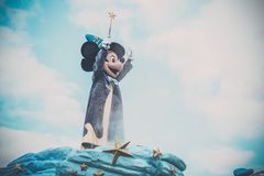 Disney-Wereld stock foto's