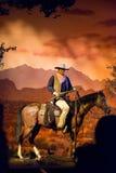 Disney-Wereld John Wayne Great Movie Ride stock foto