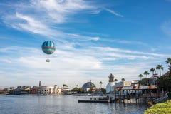 Disney wiosny przy Walt Disney światem zdjęcia royalty free