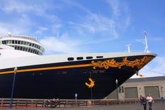 Disney Wonder Ship Stock Photos