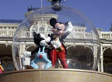 Disney World 2006 fotografia royalty free
