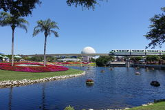 Disney World Epcot International Flower and Garden Festival Royalty Free Stock Image