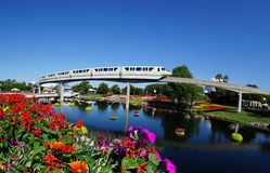 Disney World Epcot International Flower and Garden Festival Stock Photo