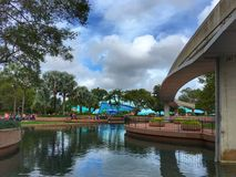 Disney World EPCOT theme park Royalty Free Stock Photography