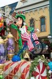 Disney World Goofy Parade Travel Royalty Free Stock Images