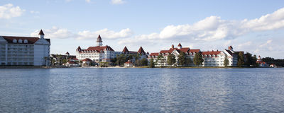 Disney World Grand Floridian Hotel Royalty Free Stock Photos