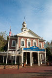 Disney World Hall of Presidents Magic Kingdom Stock Photo
