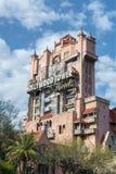 Disney World Hollywood studior, torn av skräcken, lopp Florida arkivbild