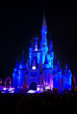 Disney World Magic Kingdom Castle Royalty Free Stock Photo