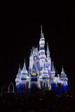 Disney World Magic Kingdom Castle Royalty Free Stock Photos