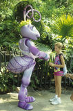 Disney World Magic Kingdom character Stock Images