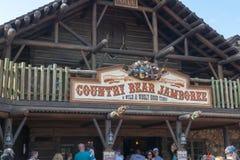 Disney World, Magic Kingdom, Country Bear Jamboree, Travel, Florida stock photo