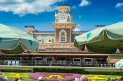Disney world Magic Kingdom Royalty Free Stock Photography
