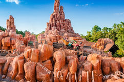 Disney world Magic Kingdom Royalty Free Stock Photography