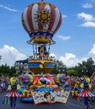 Disney World Orlando Florida Magic Kingdom parade micky mouse Stock Images