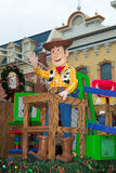 Disney World Woody Parade Travel Royalty Free Stock Image