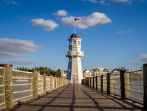 Disney Yacht Club Lighthouse Royalty Free Stock Photo
