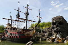Disneyland Παρίσι Στοκ φωτογραφίες με δικαίωμα ελεύθερης χρήσης