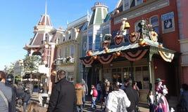 Disneyland Παρίσι Στοκ Εικόνα