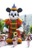 Disneyland Χογκ Κογκ Στοκ Εικόνες